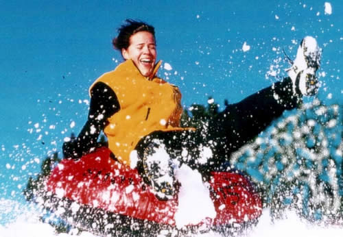 Upcoming Winter Event on 2/26…Snow Tubing!